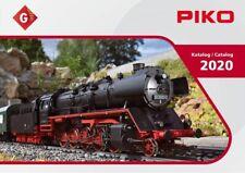 Piko 99509 H0 Katalog 2019 auf 450 Seiten  NEUHEIT 2019 OVP,
