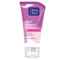 Clean and Clear Fairness Face Wash For Oily Skin 40 gm X 3