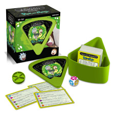 Trivial Pursuit Rick and Morty Winning Moves