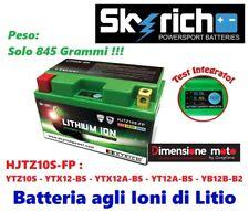 BATTERIA LITIO SKYRICH HJTZ10S-FP 12V-CCA/240A per YAMAHA MT-09 850 dal 2014 >