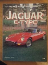 JAGUAR E-TYPE SPORTS  CAR COLOR HISTORY.