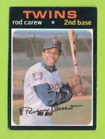 1971 Topps - Rod Carew (#210)  Minnesota Twins