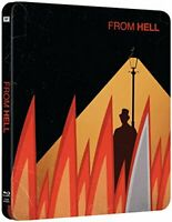 From Hell Steelbook UK Exclusive Limited Edition Steelbook - BluRay O_B009014