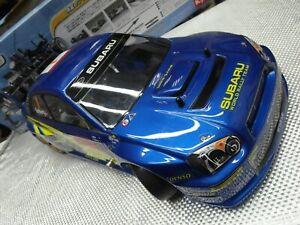 PureTen GP FW-06 SUBARU IMPREZA WRC 2004 #31379 KYOSHO (NEW)
