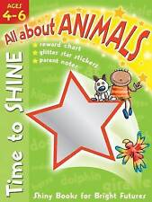 Animals (Time to Shine), New,  Book
