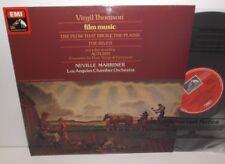 ASD 3294 Virgil Thomson Film Music The Plow That Broke The Plains LA Marriner
