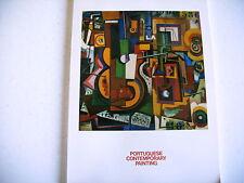 catalogue ART PEINTURE PORTUGAISE CONTEMPORAINE 1992 VIANA RESENDE DE SOUSA etc
