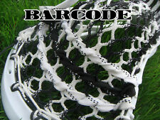 Lacrosse Money Mesh Barcode (black and white) show swag, stand out in the crowd