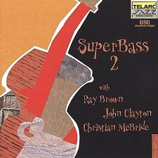 Super Bass, Vol. 2 by Ray Brown (Bass) CD * MINT CONDITION!