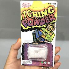 1 Bag Kid Itching Powder Packages Prank Joke Trick Gag Funny Joke Trick Magic YU