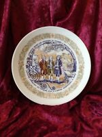 "1974 D'arceau Limoges Lafayette Legacy Collection Plate #5 #900 8.5"" w/COO(COA)"