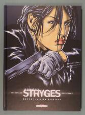 Chant des Stryges 8 edition speciale noir et blanc 2004 Delcourt neuf