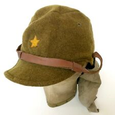 Imperial Japanese Army EM / NCO Wool Uniform Hat w/ Star #2 The Pacific