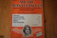Musical Masterpieces 31: Percy Pitt 5 Complete Pieces: World's Operas/Plays