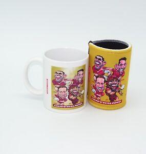 Queensland State of Origin Legends - Stubby Cooler & Coffee Mug