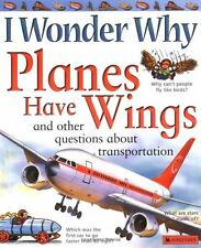 I Wonder Why Planes Have Wings: And Other Question