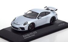 1:43 Minichamps Porsche 911 (991 II) GT3 2017 rhodium silver