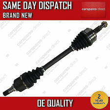 RENAULT MASTER Mk3 2.3 DCI FWD DRIVESHAFT + CV-JOINT LEFT/NEAR SIDE *BRAND NEW*