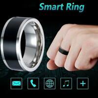 NFC Multifunctional Waterproof Digital Smart Ring Android Finger Rings New