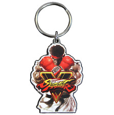 STREET FIGHTER  5 - Ryu Key Ring/Precision Thumb Grips set (BRAND NEW/SEALED)