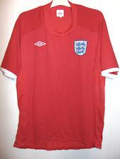 """England 2010 World Cup Football Shirt Short Sleeve 2XL 50"""" Chest"""