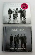 Take That - The Ultimate Collection Never Forget Music CD With Sleeve 2005 Sony