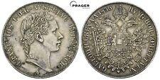 PRAGER: Österreich, Franz Josef I., Taler 1856 [1078]