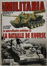 Militaria magazine : hors série n° 47 : La contre-offensive soviétique (2)