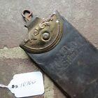 "Vintage Antique Barber Strop  ""Arabian Shell"" American Barber tool (lot#10700)"