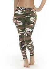 Unbranded Camouflage Full Length Leggings for Women