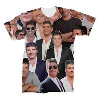 Simon Cowell Photo Collage T-Shirt