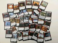39 x Star Wars Pocketmodel TCG Cards