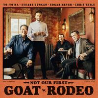 Yo-Yo Ma - Not Our First Goat Rodeo [New CD]