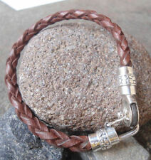 Leather Handcrafted Bangles