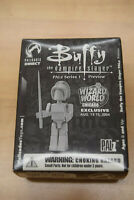 Buffy the Vampire Slayer Palz Wizard World Chicago 2004 Exclusive Preview Series