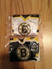 UD 2006-07 MINI-JERSEY COLLECTION Patrice Bergeron Boston Bruins. RARE