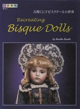 bisque doll poupee en biscuit Photo Book 2002 Japan by Kuniko Koga