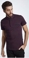 Mish Mash Forbes Purple Polo £19.99 rrp £45 **Free Postage**