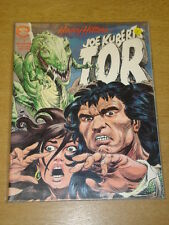 JOE KUBERT'S TOR #3 1993 AUG VF EPIC US MAGAZINE