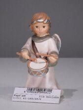 +# A007432 Goebel Archiv Muster Engel Angel mit Trommel Drum 41-168 silber