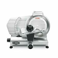 Kws Ms 10ns Premium Commercial 320w Electric Meat Slicer 10 Inch Stainless Steel