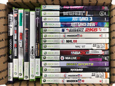 Large Lot Of 20x Microsoft Xbox 360 Video Games. Lot #6