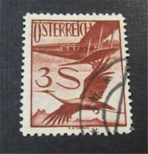 nystamps Austria Stamp # C29 Used $52