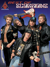 SCORPIONS GUITAR TAB / TABLATURE / ***BRAND NEW*** / BEST OF SCORPIONS SONGBOOK