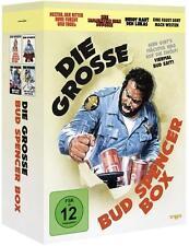 Die große Bud Spencer Box [4 DVDs] OVP