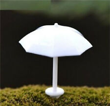 Fd3534 Miniature Dollhouse Garden Craft Fairy Bonsai Diy Decor ~Sunshade~ 1Pc ♫