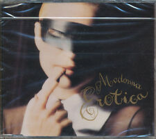Madonna Erotica RARE Out of Print Import CD Single '92 (SEALED - NEW)