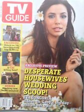 Tv Guide Magazine Desperate Housewives April 23-29, 2007 NO ML 091317nonrh