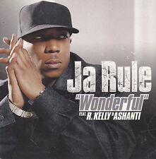 Ja Rule-Wonderful cd single
