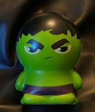 "Marvel Super Hero THE INCREDIBLE HULK Mini 3"" Squishy Toy Figurine - BRAND NEW!"